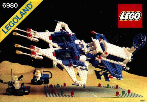 Galaxy Commander Lego