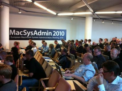 MacSysAdmin 2010