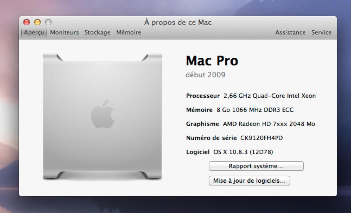 MacPro Radeon 7870