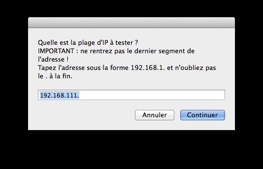 Tester IP