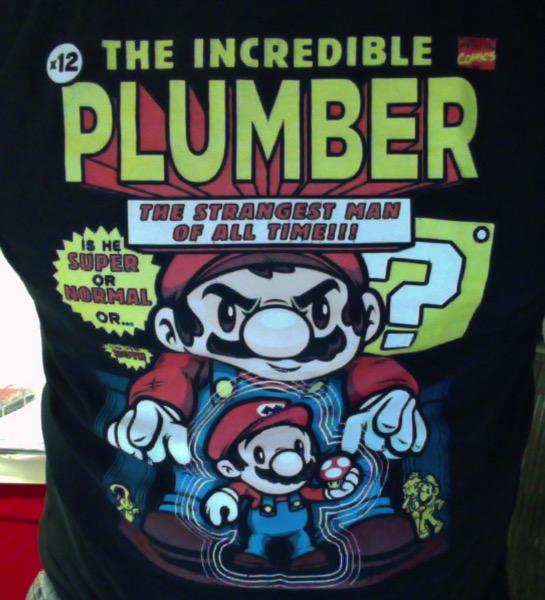 Incredible Plumber
