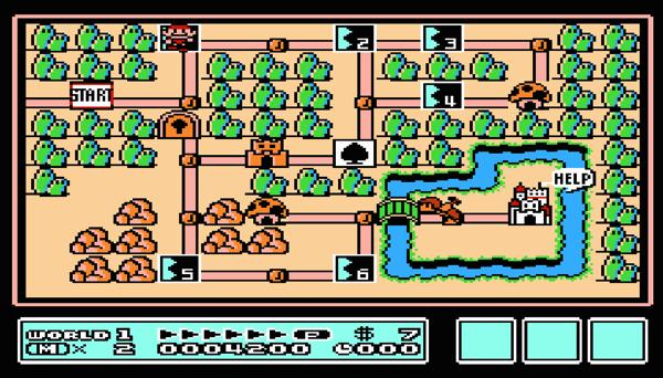 Mario3 Map