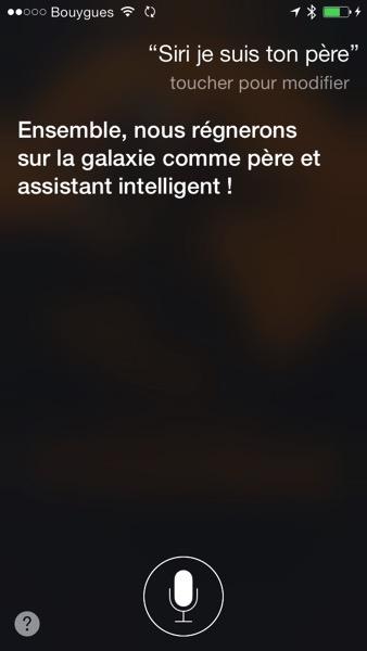 Siri Je suis ton Pere 02