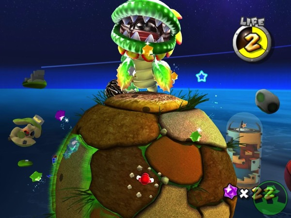 Super Mario Galaxy Screenshot 9