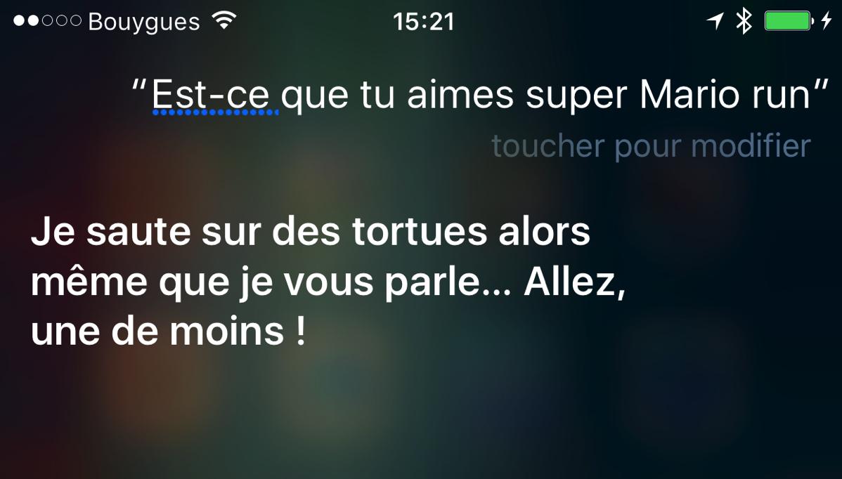 SuperMarioRun Siri2951