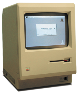 280px Macintosh 128k transparency