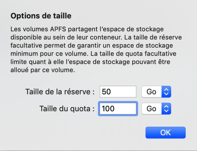Conteneur APFS 06
