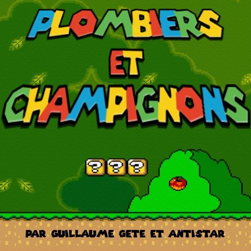 Plombiers et champignons Logo 500x500