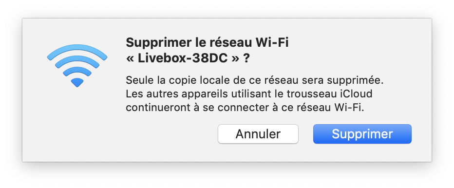 MacOS WiFi 3